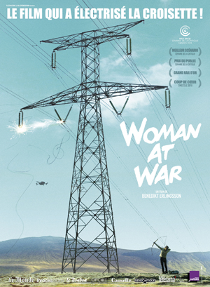 WOMAN AT WAR by Benedikt ErlingssonSlot Machine 2018 Still 1