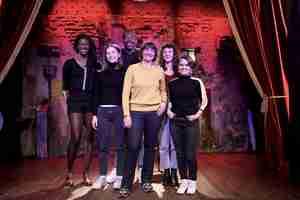 TEC comedy club photo groupe1