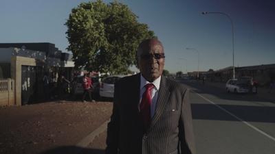 proces contre Mandela